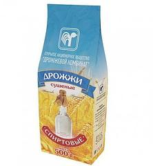 Дрожжи белорусские спиртовые  500г