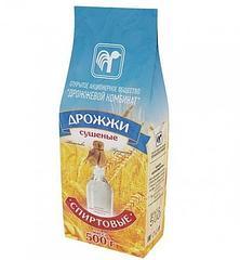 Дрожжи спиртовые (Беларусь) 500г