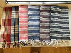 Простынь-Полотенце для сауны Пештемаль 80*180 Турция, фото 3