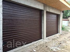 Секционные ворота в гараж, фото 2