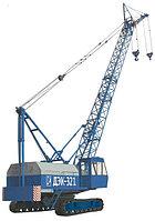 ДЭК-321 2006 года почти новый.Г/п 32тн,высота подъема 47,2м.