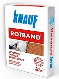 Гипсовая Штукатурка Кнауф Родбанд 30 кг