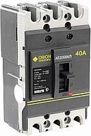 Автоматический выключатель АЕ- 2056 МП 40 А