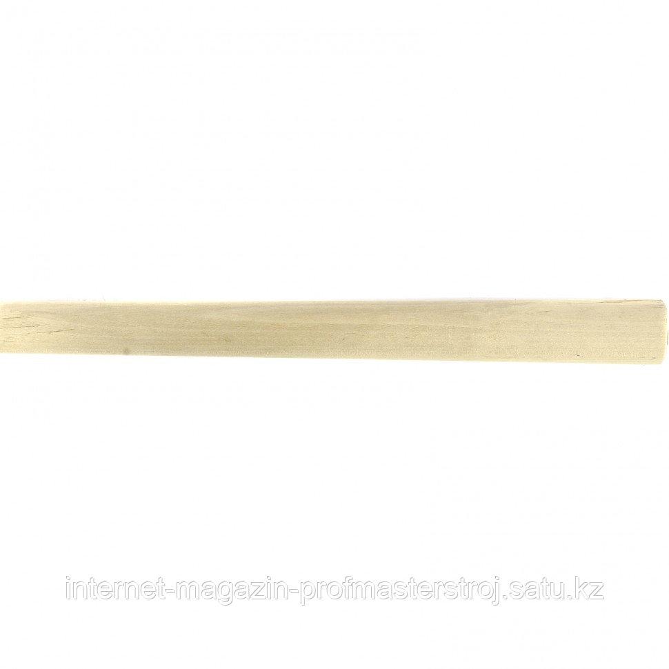 Рукоятка для молотка, шлифованная, бук, 400 мм, РОССИЯ