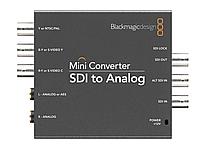 Blackmagic Design Mini Converter - SDI to Analog, фото 1