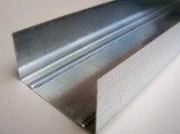Перегородочный Направляющий для гипсокартона 100*40 мм, фото 2