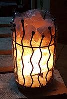 Соленая лампа