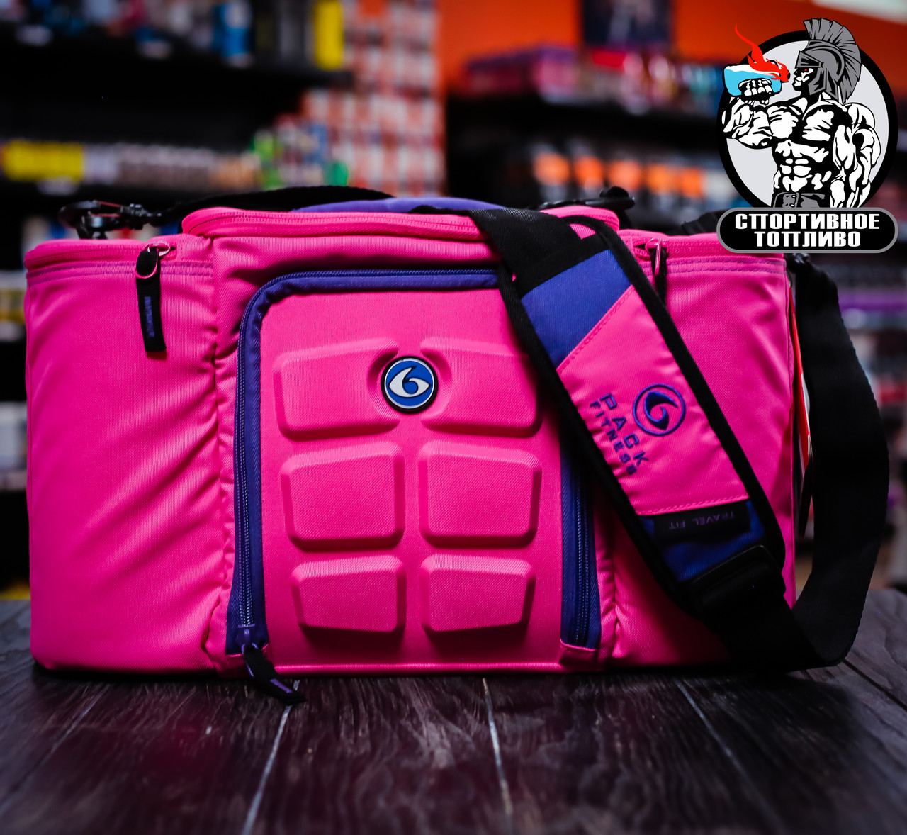 Сумка 6 Pack Fitness Elite Originator 300 Pink
