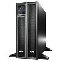 Источник бесперебойного питания APC Smart-UPS X 750VA Rack/TowerR LCD 230V with Networking Card (SMX750INC), фото 1