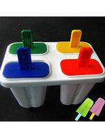 Форма для мороженного и фруктового льда квадрат