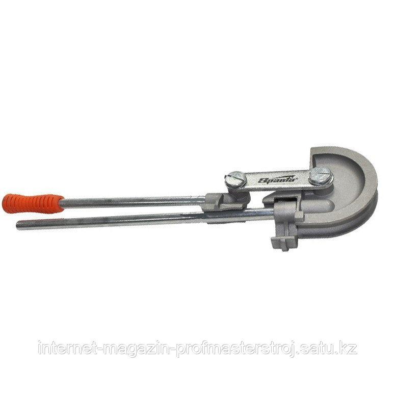 Трубогиб, до 15 мм, для труб из металлопластика и мягких металлов, SPARTA