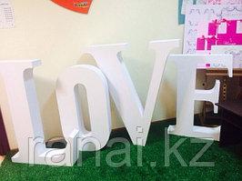 Буквы для свадьбы