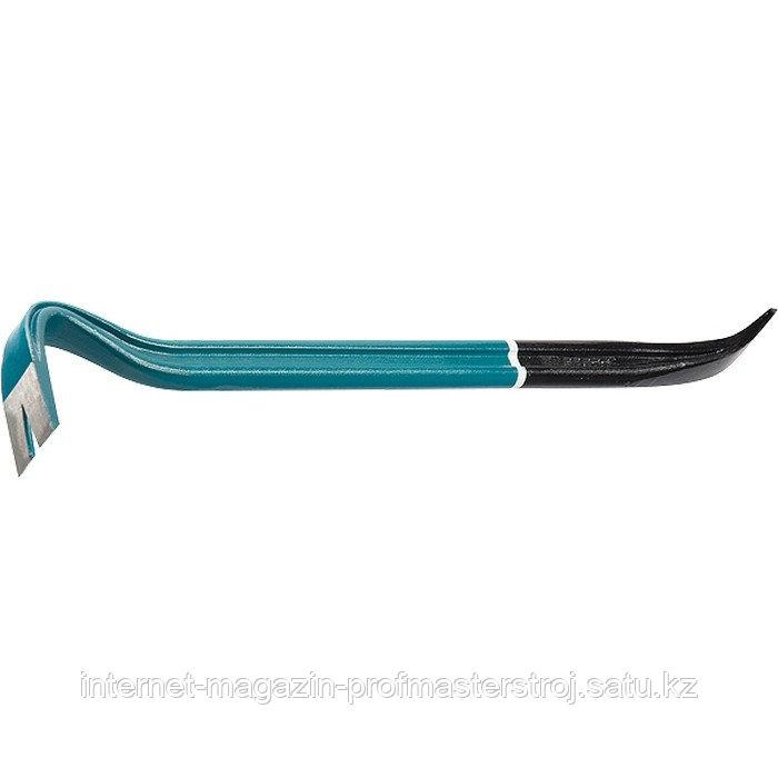 Лом-гвоздодер, двутавровый профиль, 400x30x17 мм, GROSS