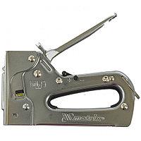 Степлер мебельный, металлический, регулируемый, тип скобы 53, 6-14 мм, MATRIX