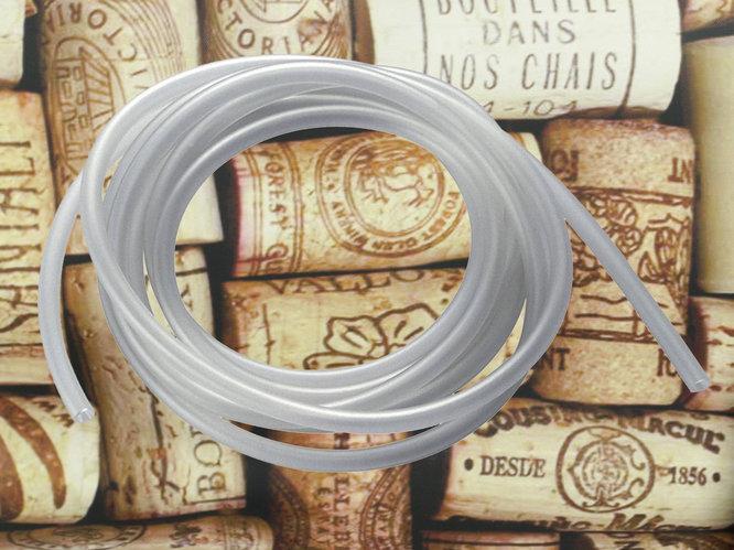 Шланг-трубка силиконовая D 8мм
