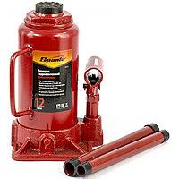 Домкрат гидравлический бутылочный, 12 т, h подъема 212-415 мм, SPARTA