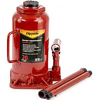 Домкрат гидравлический бутылочный, 20 т, h подъема 250-490 мм, SPARTA