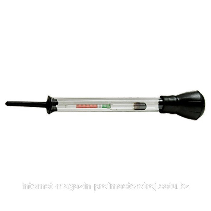 Ареометр для измерения плотности электролита, SPARTA
