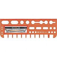 Полка для инструмента 475 мм, оранжевая, STELS