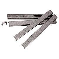 Скобы для пневматического степлера, 6 мм, шир. - 1.2 мм, тол. 0.6 мм, шир. скобы - 11.2 мм, 5000 шт., MATRIX