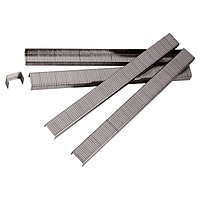 Скобы для пневматического степлера, 16 мм, шир. - 1.2 мм, тол. 0.6 мм, шир. скобы - 11.2 мм, 5000 шт., MATRIX