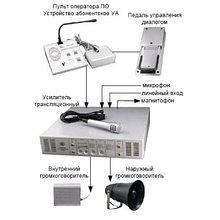 Аппаратура громкоговорящего оповещения АГО-200 АГО-600