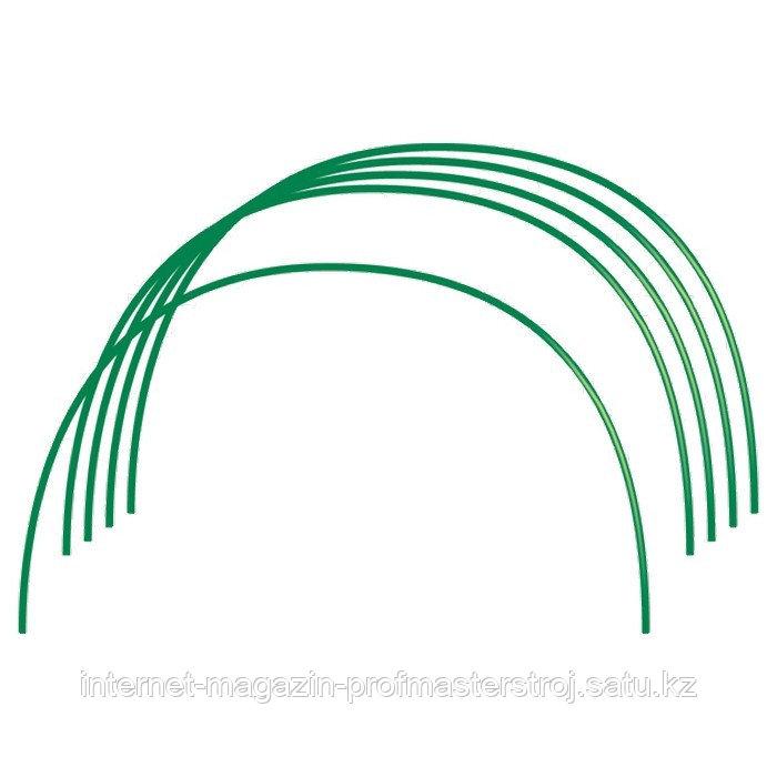 Парниковые дуги в ПВХ 1.2 x 1 м, 6 шт., диаметр трубы 10 мм, РОССИЯ