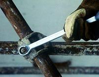Ключ накидной с изгибом 179/2, фото 3