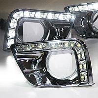 Дневные ходовые огни на Land Cruiser Prado 150 2010-13