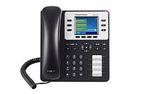 Grandstream добавила модель на 3 линии с цветным дисплеем к серии IP-телефонов для бизнеса GXP