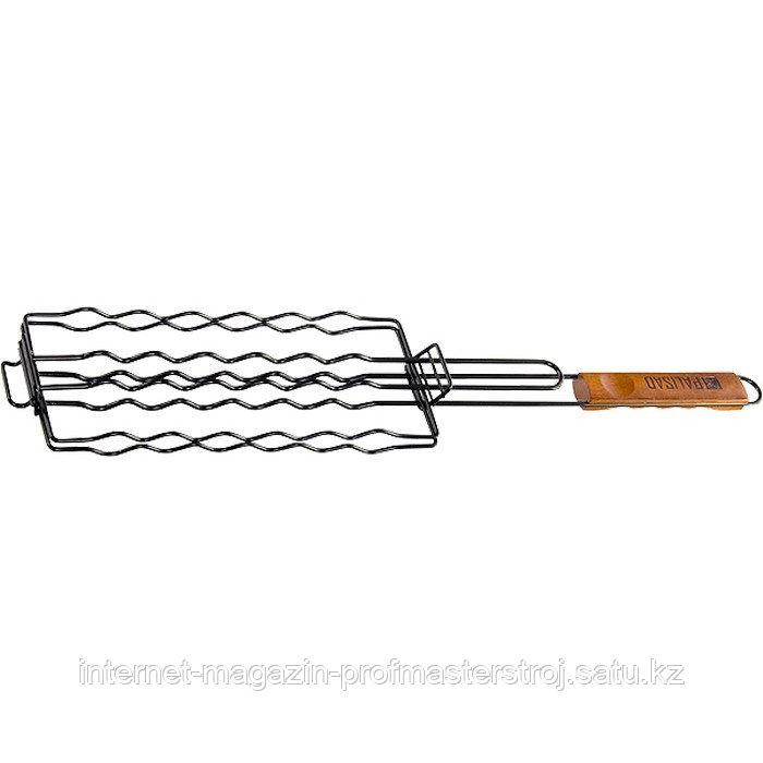 Решетка гриль для сосисок 235x90 мм, антиприг., PALISAD Camping