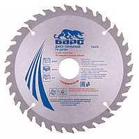 Пильный диск по дереву 200 x 32/30 мм, 36 зубьев твердосплавных зуба, БАРС, фото 1