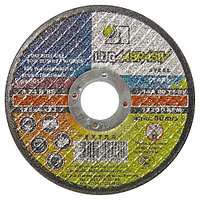 Круг зачистной по металлу, 230x6.0x22 мм, ЛУГА, РОССИЯ