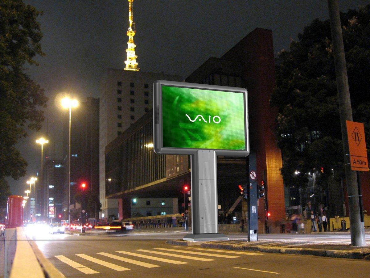 LED- экран SMD р10, размер: 4,25* 1,05- 4,5кв.м  (320мм*160мм) OUTDOOR