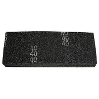 Сетка абразивная, P 40, 106x280 мм, 25 шт., MATRIX Master