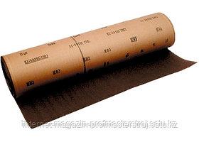Шкурка на тканевой основе, зернистость № 0, 800 мм x 30 м, (БАЗ), РОССИЯ