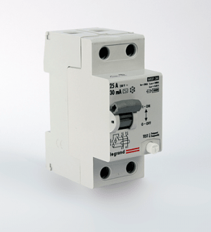Устройство защитного отключения тока УЗО 602136  LR 2p 25А (30мА) 403000