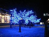 """Cветодиодное дерево """"Сакура"""" 2,5 м Цвет: зеленый, красный, желтый, синий,белый,сиреневый, розовый, фото 5"""