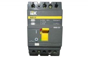 Автоматический выключатель ВА 88-32 (3ф) 25А 3 полюсный