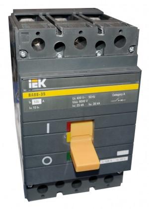 Автоматический выключатель ВА 88-35 (3ф) 250А 3 полюсный