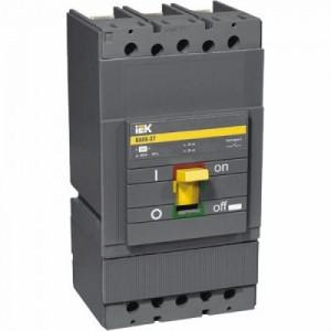 Автоматический выключатель ВА 88-43 (3ф) 1600А 50 кА с электронным расцепителем МР 211