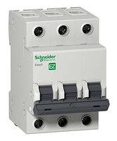 Автоматический выключатель F34332 EZ9 ВА 3ф 32А 4,5кА 3 полюсный