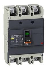 Автоматическое устройство защитного отключения EZC250F 18KA 400B 3П/3T 160А