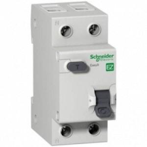 Автоматическое устройство защитного отключения D34625 EZ9 АВДТ 25А (30мА)