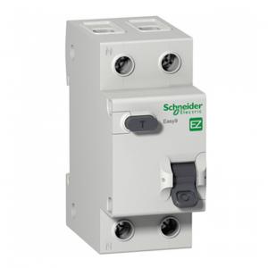 Автоматическое устройство защитного отключения D34620 EZ9 АВДТ 20А (30мА)