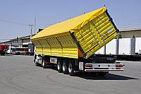 Зерновоз полуприцеп с боковым опрокидыванием Maral (Иран) 45м3