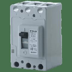 Автоматический выключатель ВА 57-35 -3400 Ф 63А