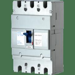 Автоматический выключатель OptiMat E250 250А (3Ф)