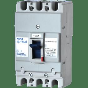 Автоматический выключатель OptiMat E100 25А (3Ф)