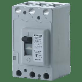 Автоматический выключатель ВА 57-39 -3400 Ф 630А